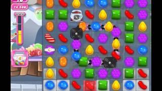 Candy Crush Saga Level 1158 (No booster)