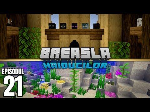 CAPETE + TERRAFORMING - Minecraft Breasla Haiducilor - Episodul 21
