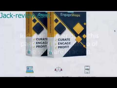 Engage Shops review. http://bit.ly/348KUyz
