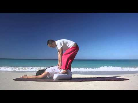 Advanced Practice -  Dancing Thai Massage with Kam Thye Chow