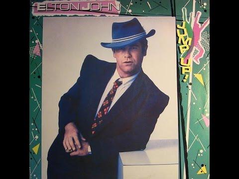 """Blue Eyes & Empty Garden, Elton John (""""1982"""" Classic Vinyl Cuts)"""