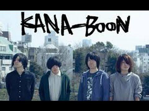 Kana Boon – Bexdyie