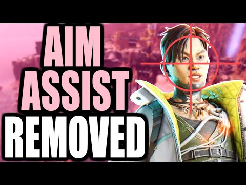 WHAT HAPPENS WHEN A CONTROLLER PLAYER COMPLETELY TURNS OFF AIM ASSIST? (APEX LEGENDS)