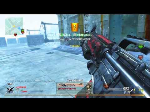 Modern Warfare 2 Campers Search and Destroy 11 (A Noobs Chopper Gunner)