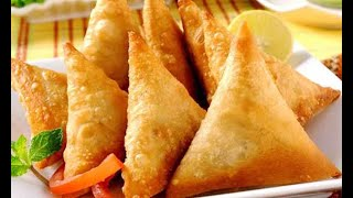 #OnionSamosa Recipe | Street Style Onion Samosa Recipe In Telugu | Easy Onion Samosa Recipe |