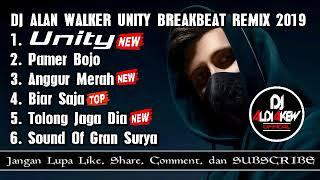 DJ ALAN WALKER UNITY BREAKBEAT REMIX 2019 By Aldi - DJ ALDIAKEW OFFICIAL -