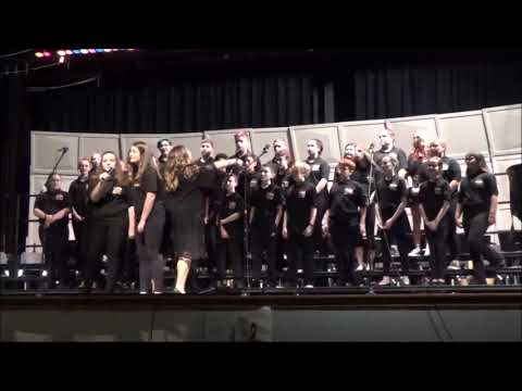 Pitman Middle School Spring 2019 Concert - Chorale