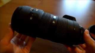 Обзор объектива Nikon 80-200mm f2.8D ED AF Zoom Nikkor
