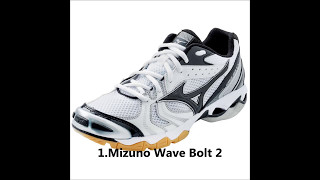 Top 10 Volleyball Shoes