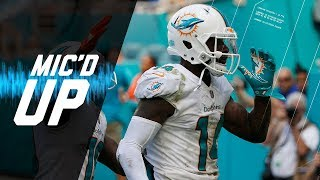 Listen to Miami Dolphins wide receiver, Jarvis Landry, mic'd up dur...