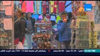 بين نقطتين - تقرير و مقدمة نارية عن الاثار المصرية للصحفى عبد اللطيف المناوي