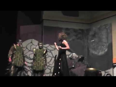 Opening Ursula scene with Flotsam and Jetsam