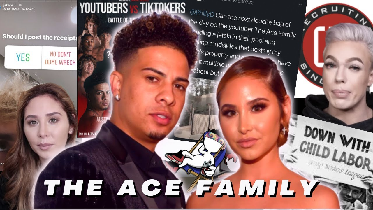 The Toxic World of Family Vlogging Channels: How the Ace Family was able to Hide their Past - download from YouTube for free