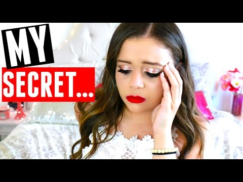 I'VE BEEN KEEPING A SECRET FROM YOU... | Krazyrayray