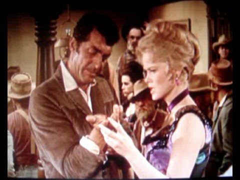 Rough Night in Jericho is listed (or ranked) 35 on the list The Best Dean Martin Movies
