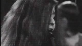 Janis Joplin - Raise Your Hand, 01.04.69 on Swedish Tv.  RIP 40 year