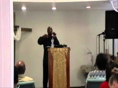 Apostle Harry L  Jackson- Jesus Satisfies