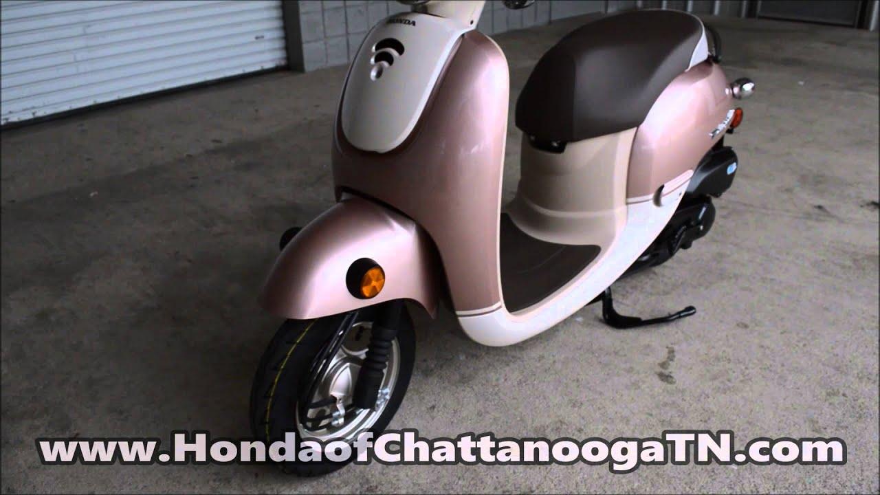 2014 honda 50cc scooter pink metropolitan sale honda of chattanooga tn ga al scooter dealer [ 1280 x 720 Pixel ]