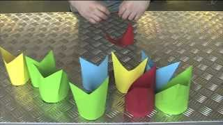 How To Make And Fly A Paper Glider