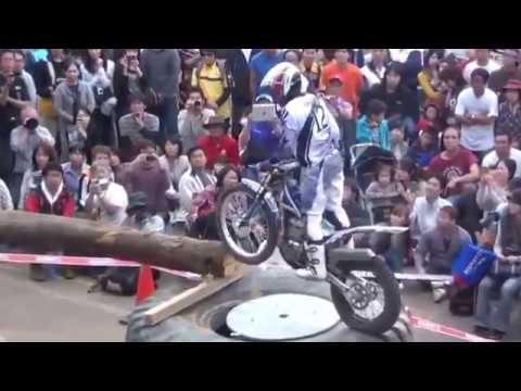 Most Dangerous Bike Stunts in Japan 2016 | Japan Got Talent | talentdunia.in