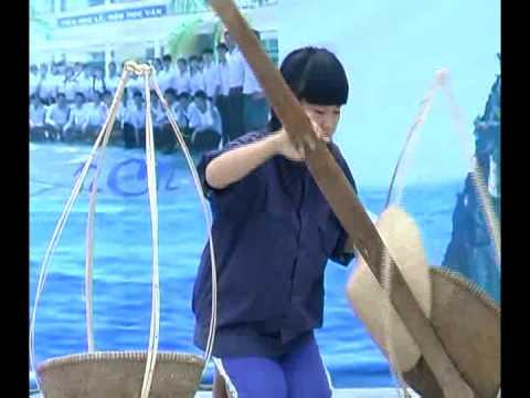 Hoạt cảnh 12C1 Trường THPT Nguyễn Chí Thanh Ninh Hòa
