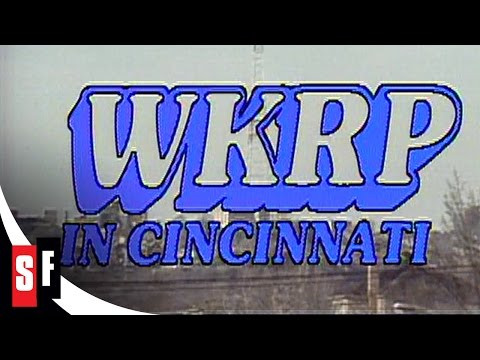 WKRP in Cincinnati: The Complete Series (1978) Opening Sequence