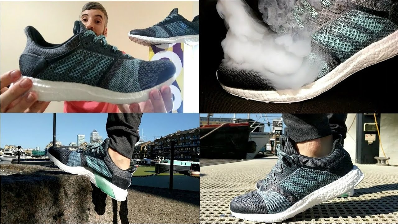 release date 20e54 1a635 ADIDAS X PARLEY ULTRABOOST ST on feet, comfort, weight and breath ...