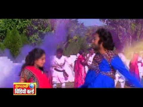 Sute Palangma Neend Nahi - Rang Ma Rangye Dare Re - Chhattisgarhi Song