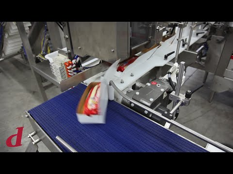 Automated Tube & Pouch Packaging Equipment | Delkor's TLP Loader