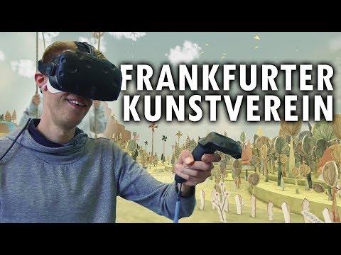 "Frankfurter Kunstverein ""Perception is Reality"" 😵 Filmproduktion + Videoproduktion Frankfurt"