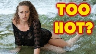 Too Hot For YouTube? You Decide! Corrina Rachel To Psychetruth Subscribers