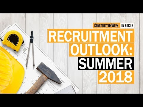 Construction Week In Focus | S02E01: Recruitment outlook – S