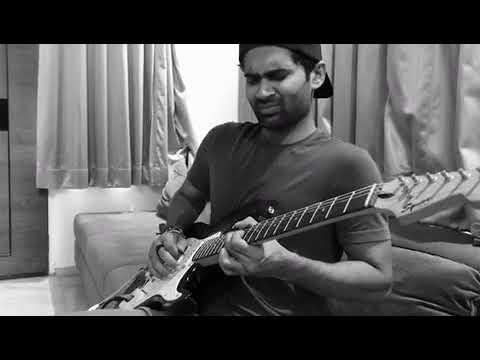 Slash- Solo November Rain On Fender