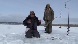 Зимова риболовля Річка Біла, 02 04 2017 р
