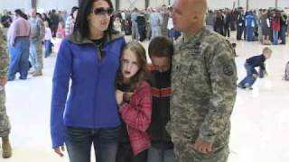 Idaho Soldiers Leave