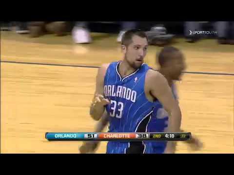 NBA Highlights  Orlando Magic vs Charlotte Bobcats 12/30/2011