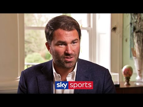 """""""It'd Be A DREAM To Have AJ V Fury In The UK!""""   Eddie Hearn In Depth On Fury, AJ And Wilder!"""