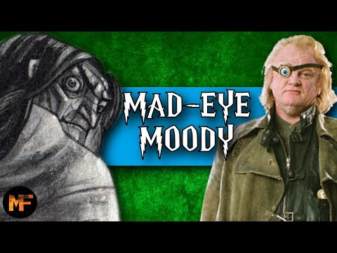 The Story of Alastor (Mad-Eye) Moody: Harry Potter Explained