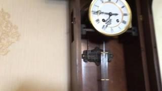 видео купить часы настенные