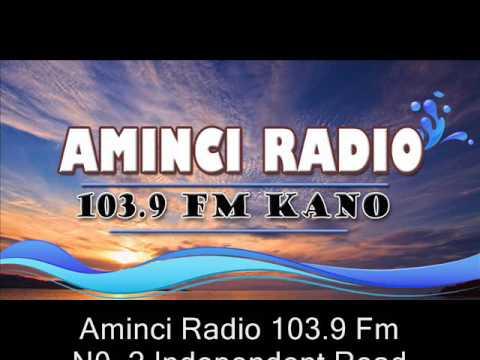 Aminci Radio 103.9 FM Kano