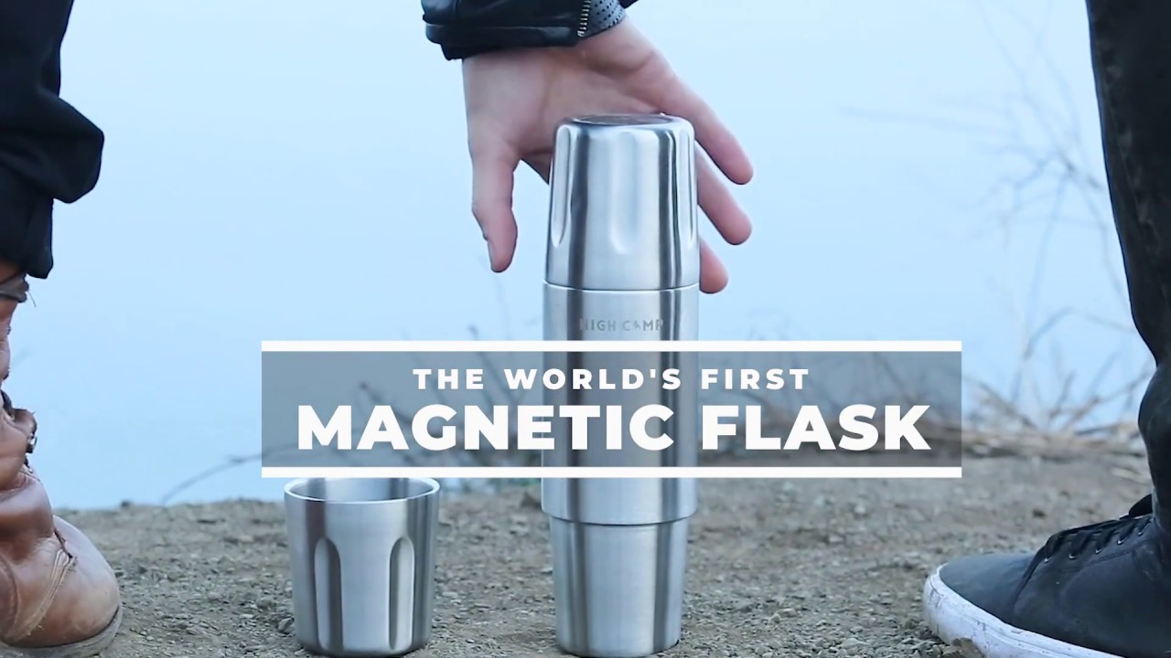 Firelight 750 Flask (Copper) video thumbnail