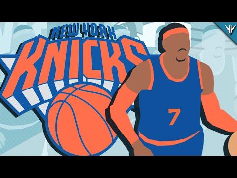 Carmelo Anthony's Next Team
