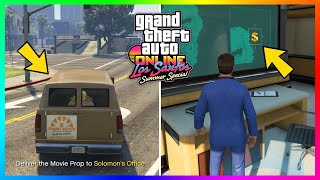 Become A Millionaire FAST & EASY - GTA 5 Online Los Santos Summer Special Money Making Guide!