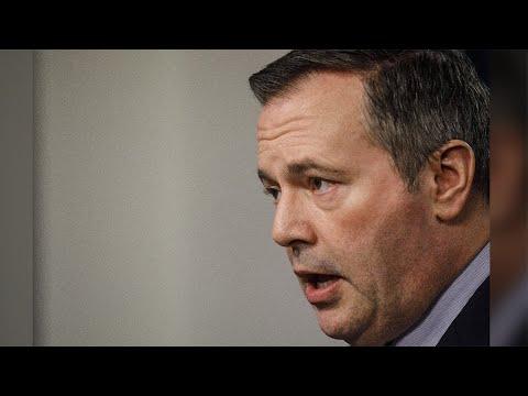 Alta. Premier Jason Kenney defends COVID-19 response