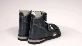 Ортопедическая детская обувь Ortofoot (Ортофут)(Босоножки для детей Ortofoot Ортофут. Выбрать и купить ортопедическую обувь вы можете у производителя на сайте..., 2015-02-09T20:08:07.000Z)
