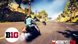 Motorcycle Club Gameplay PC HD