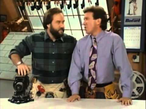Every Grunt From Home Improvement Youtube