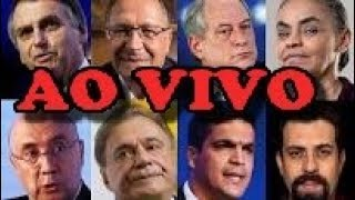 DEBATE POLITICO AO VIVO - REDE TV   -  ELEIÇÕES 2018 - DEBATE PRESIDENCIAL 2018