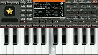 Mahi Menu Chadyo Na - Instrumental Music O ORG 2019 | Piano Star