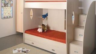 Купить детскую двухъярусную кровать. Разнообразные детские двухъярусные кровати на любой вкус!(, 2014-08-21T22:00:04.000Z)